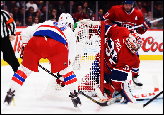 Canadiens Suffering in January