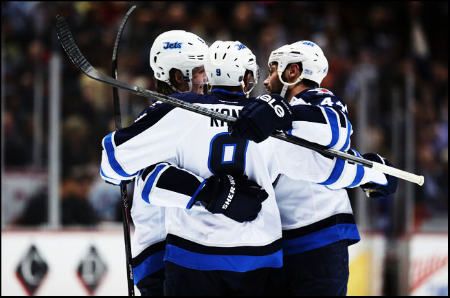 Winnipeg Jets Finding Success