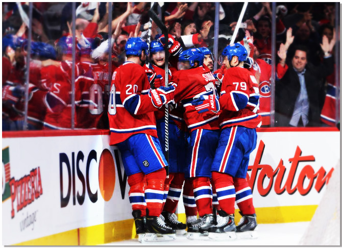 Montreal Canadiens Playoff Tickets