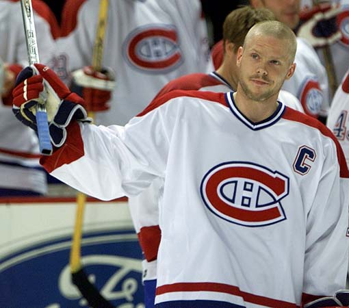 ... prior to the December 18th game against the Anaheim Ducks at the Bell  Centre, the Habs will honour former captain Saku Koivu in a pre-game  ceremony.