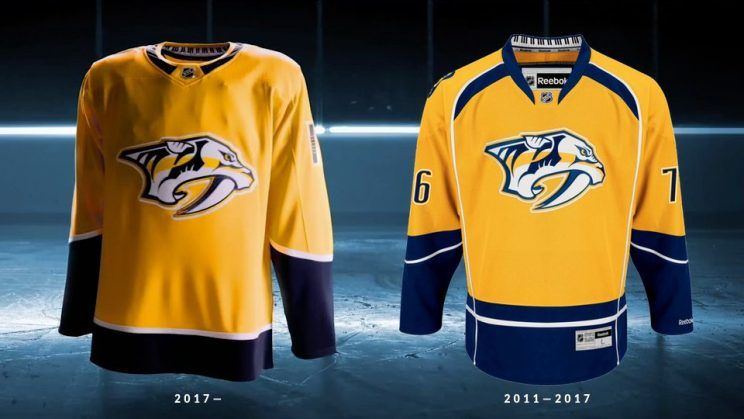0cb3db9f1 Leak  Adidas NHL jerseys revealed before big event in Vegas ...