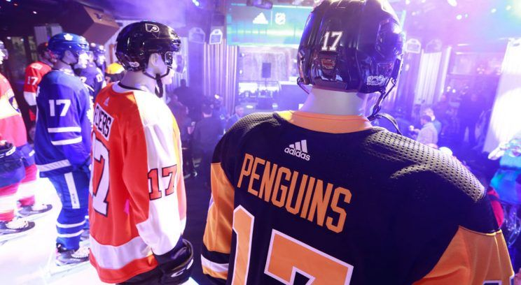 NHL rolls out line of new Adidas jerseys (Video) 196c461bc