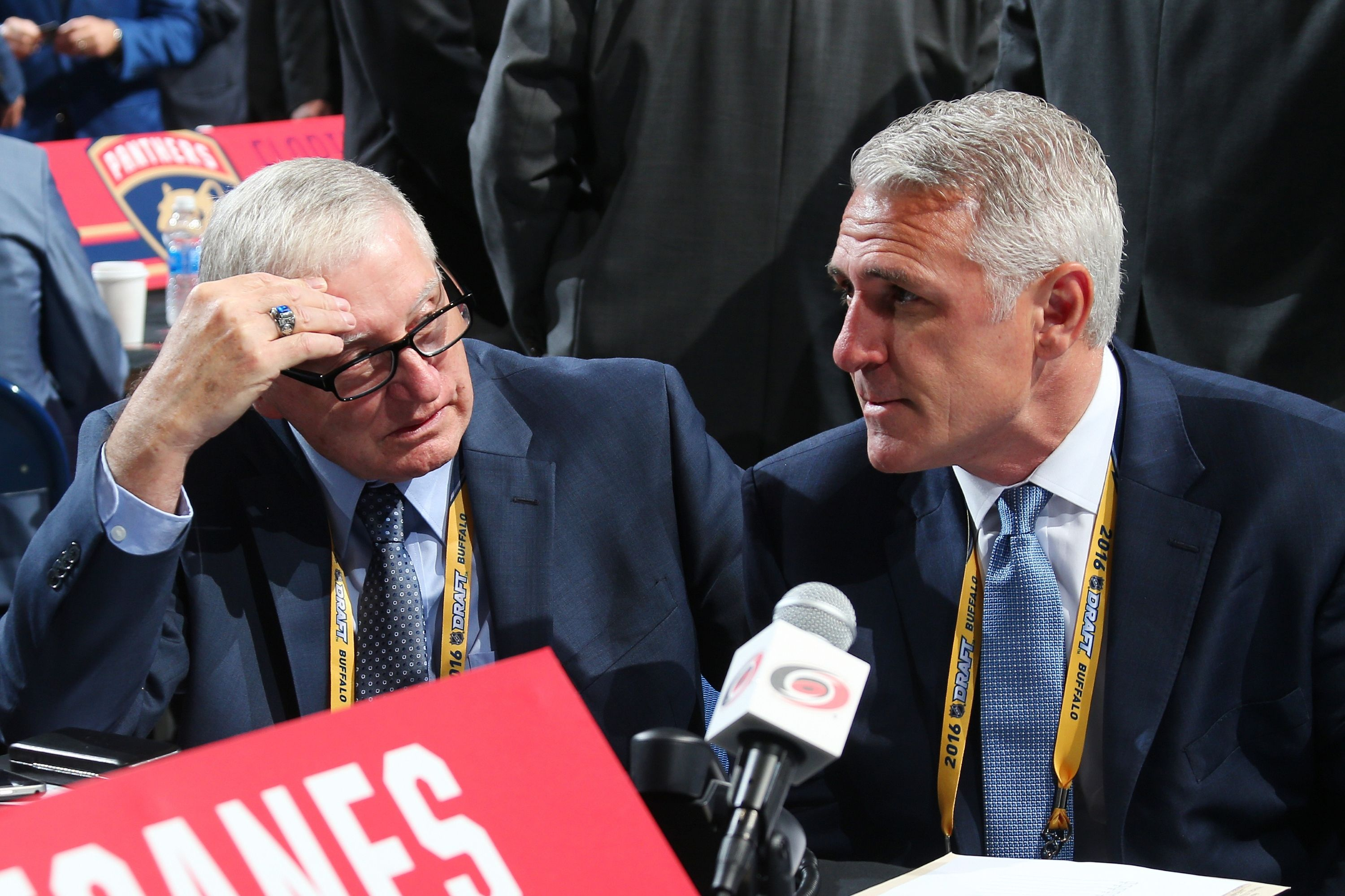 New Hurricanes Owner Neuters Ron Francis Control Over