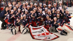 Brooks Bandits win National Junior A Championship