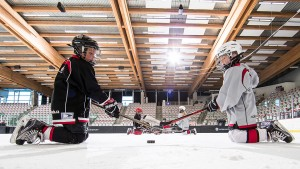 The importance of small-area hockey