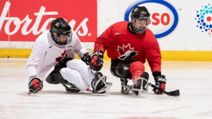 Roster named for Canada's National Para Hockey Team Training Camp, presented by Canadian Tire