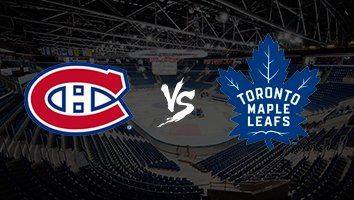 Montreal Canadiens vs Maple Leafs of Toronto